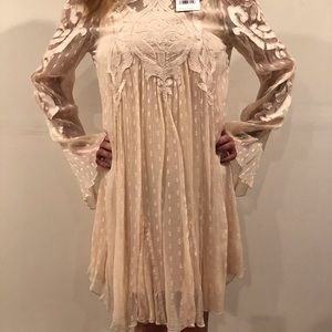 Free people boho gypsy dress